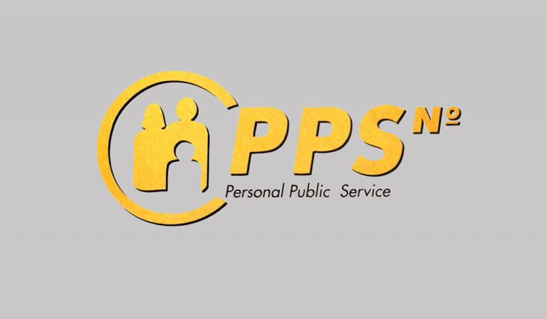 Personal Public Service (PPS) number_logo